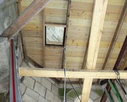 ART CAMP - Pommeret - Poutres, planchers, escaliers, échelles