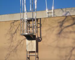 ART CAMP - Pommeret - Échelles, échelles crinoline