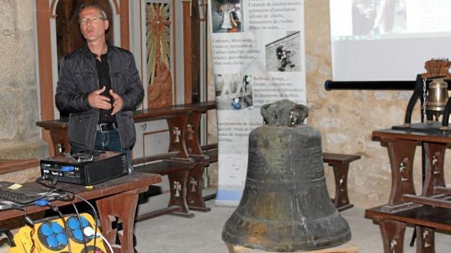 La cloche Jeanne d'Arc, un monde de résonnances
