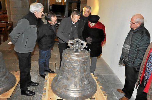 TREGUEUX - Les cloches regagnent leur logis